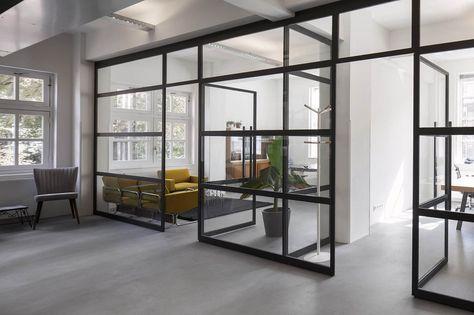 Modern Kantoor Interieur : Modern kantoor modern