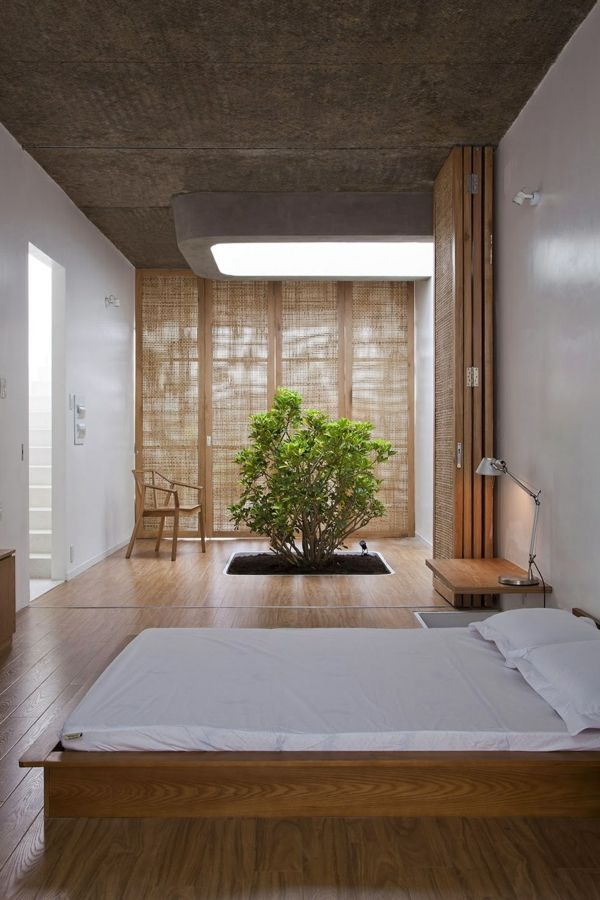 am nager sa chambre zen avec du style chambre coucher. Black Bedroom Furniture Sets. Home Design Ideas