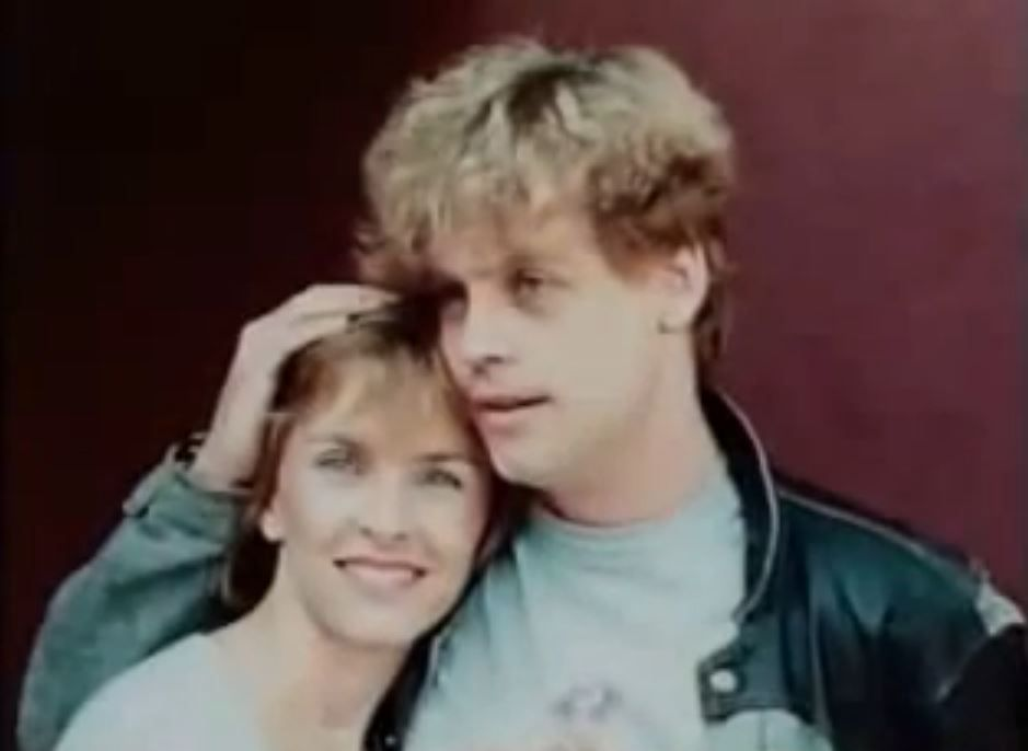 Mark and Marilou Hamill