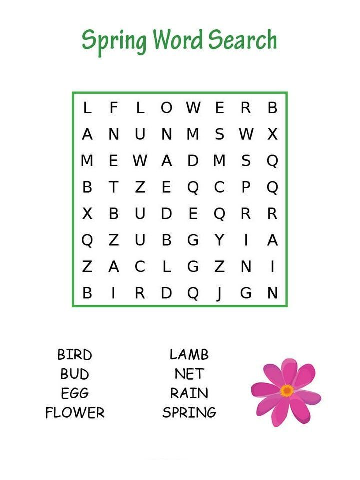 online Third Grade Word Search - Best Coloring Pages For ...