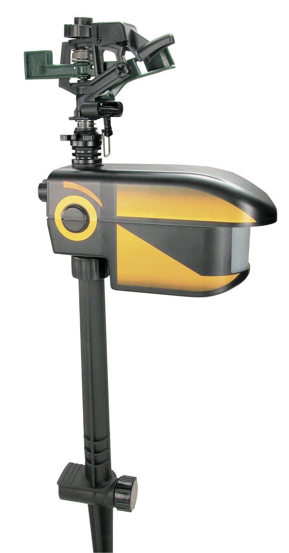 Contech scarecrow cro-101 pest control sprinkler | ebay.