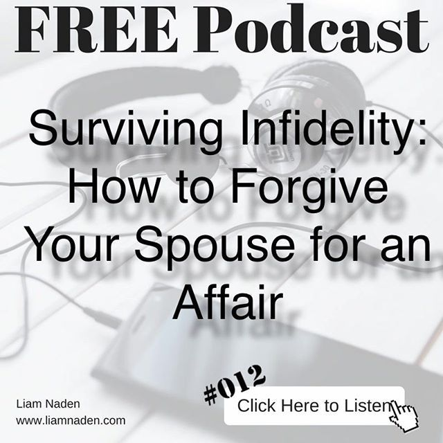 How to forgive your spouse after cheating
