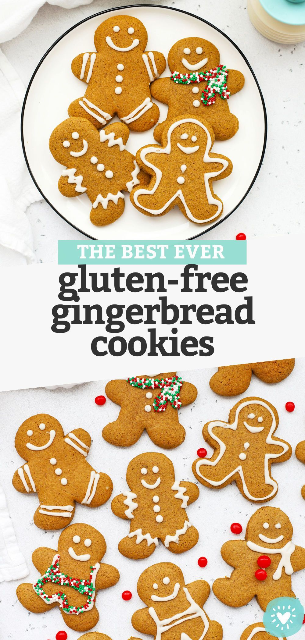 Gluten Free Gingerbread Cookies Recipe Gluten Free Gingerbread Cookies Gingerbread Cookies Gluten Free Gingerbread