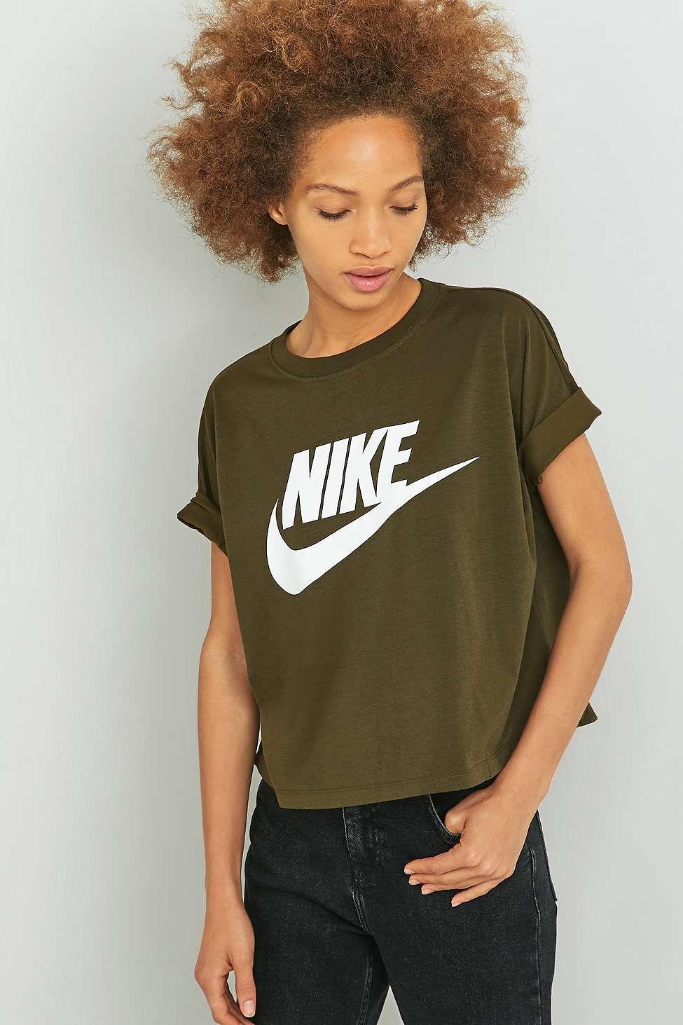 t shirt femme marque nike