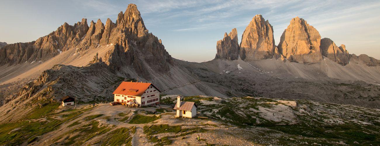 Good Morning In Austrian German : Drei zinnen dolomites italy lugares desejáveis