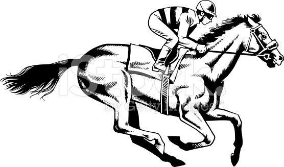 horse drawings black and white - Google Search
