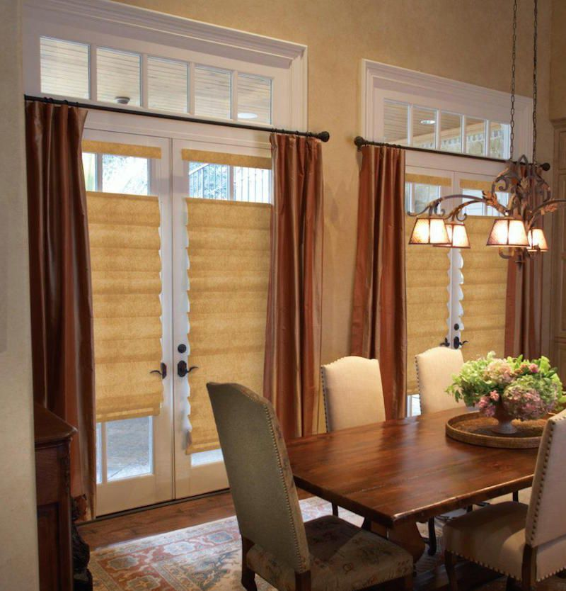 Three Decorating Trends You Need To Be Warned About Trending Decor Bay Window Curtain Rod Transom Window Treatments