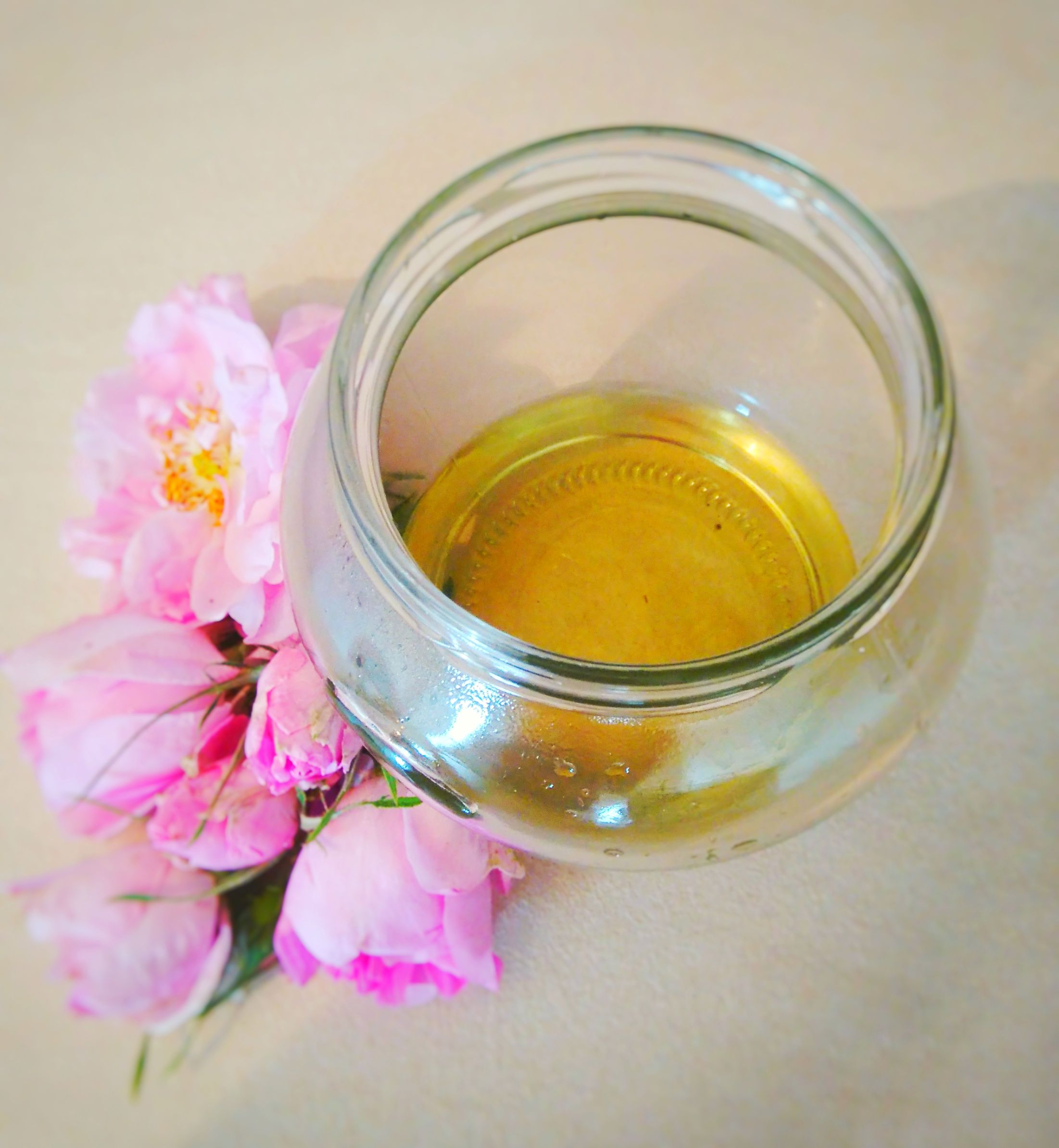 How to Make Your Own Organic Flower Water Hair care