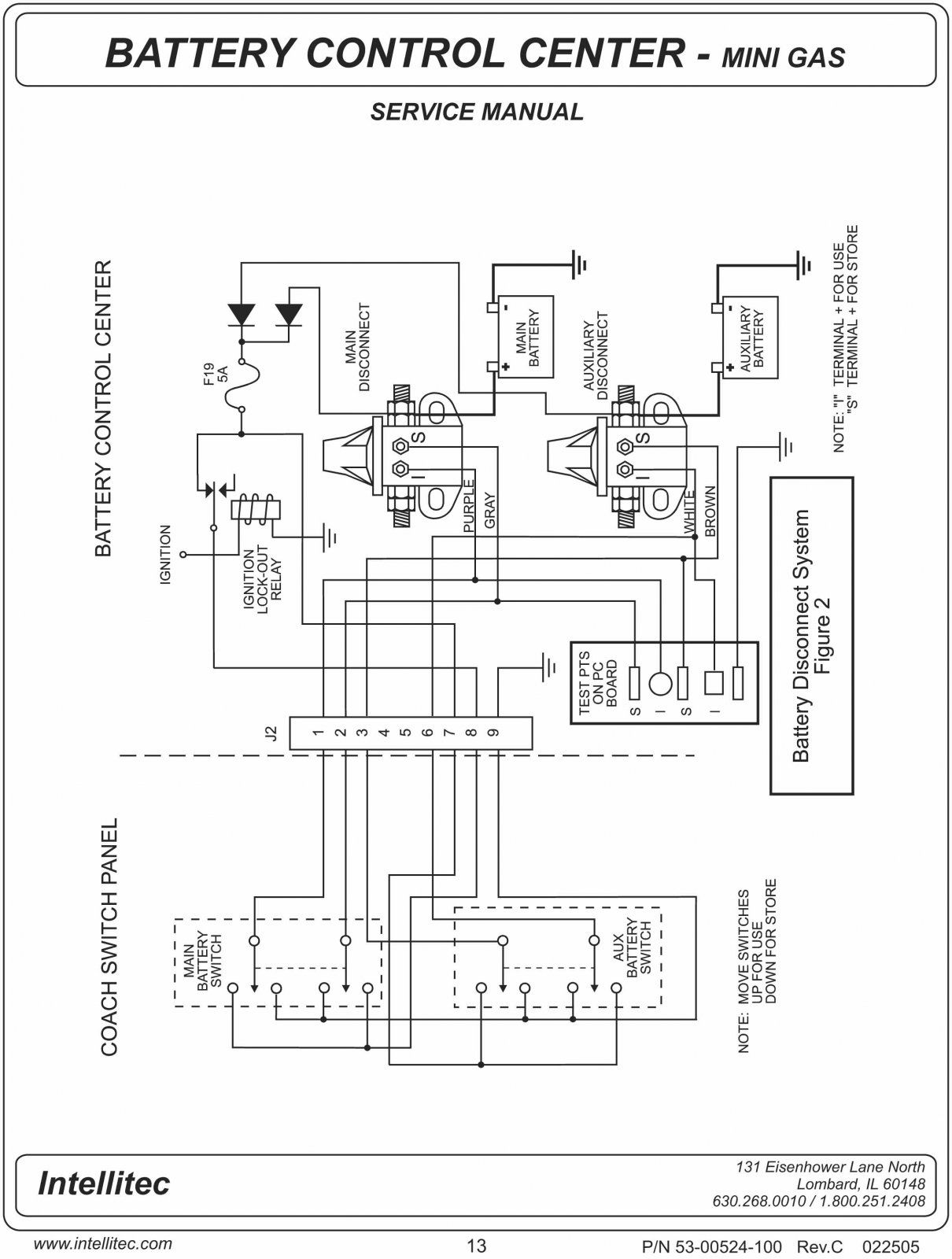 55 Unique Intellitec Battery Disconnect Relay Wiring Diagram Diagram Relay Wire