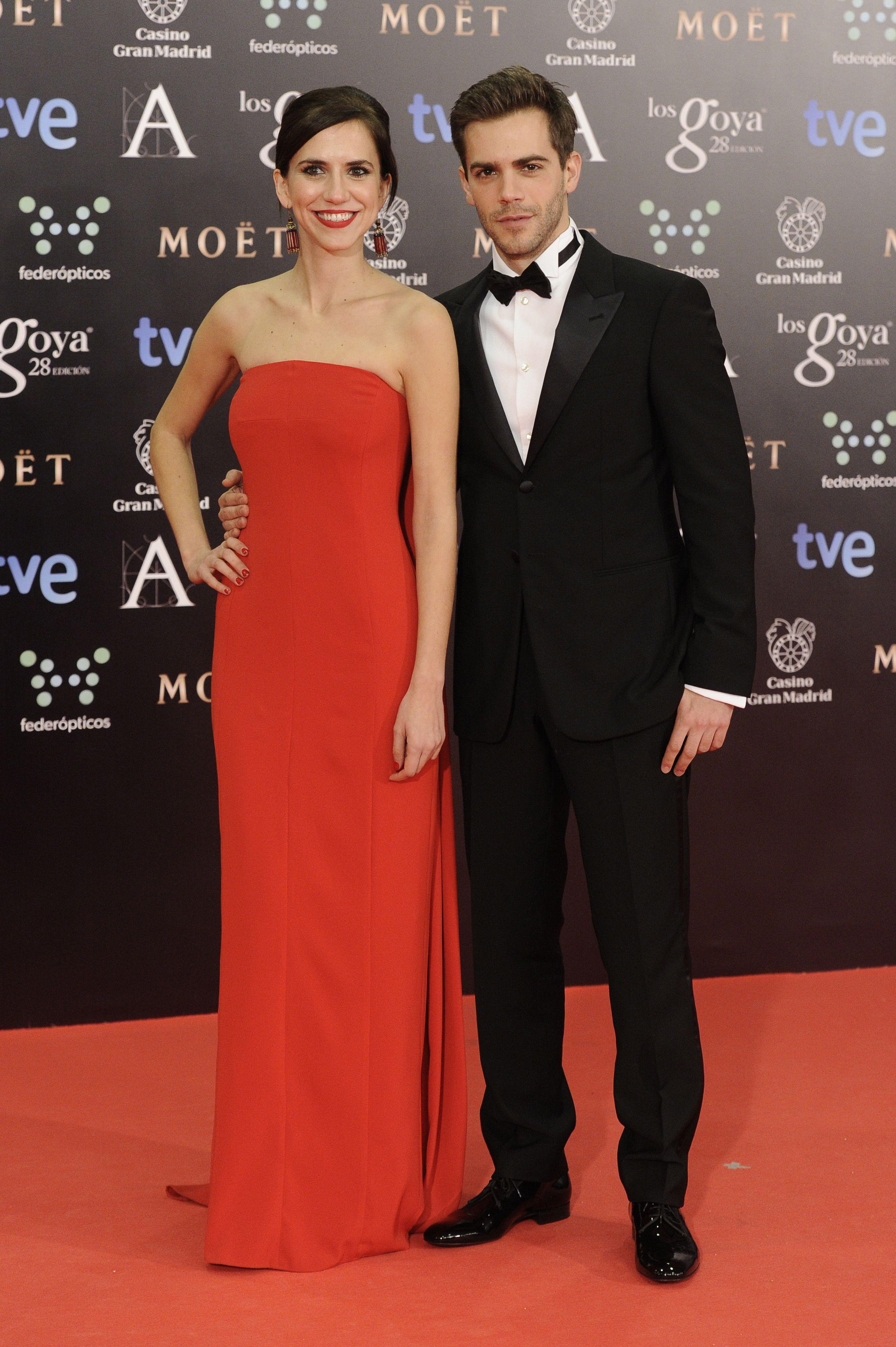 Premios Goya 2014. Aina y Marc Clotet