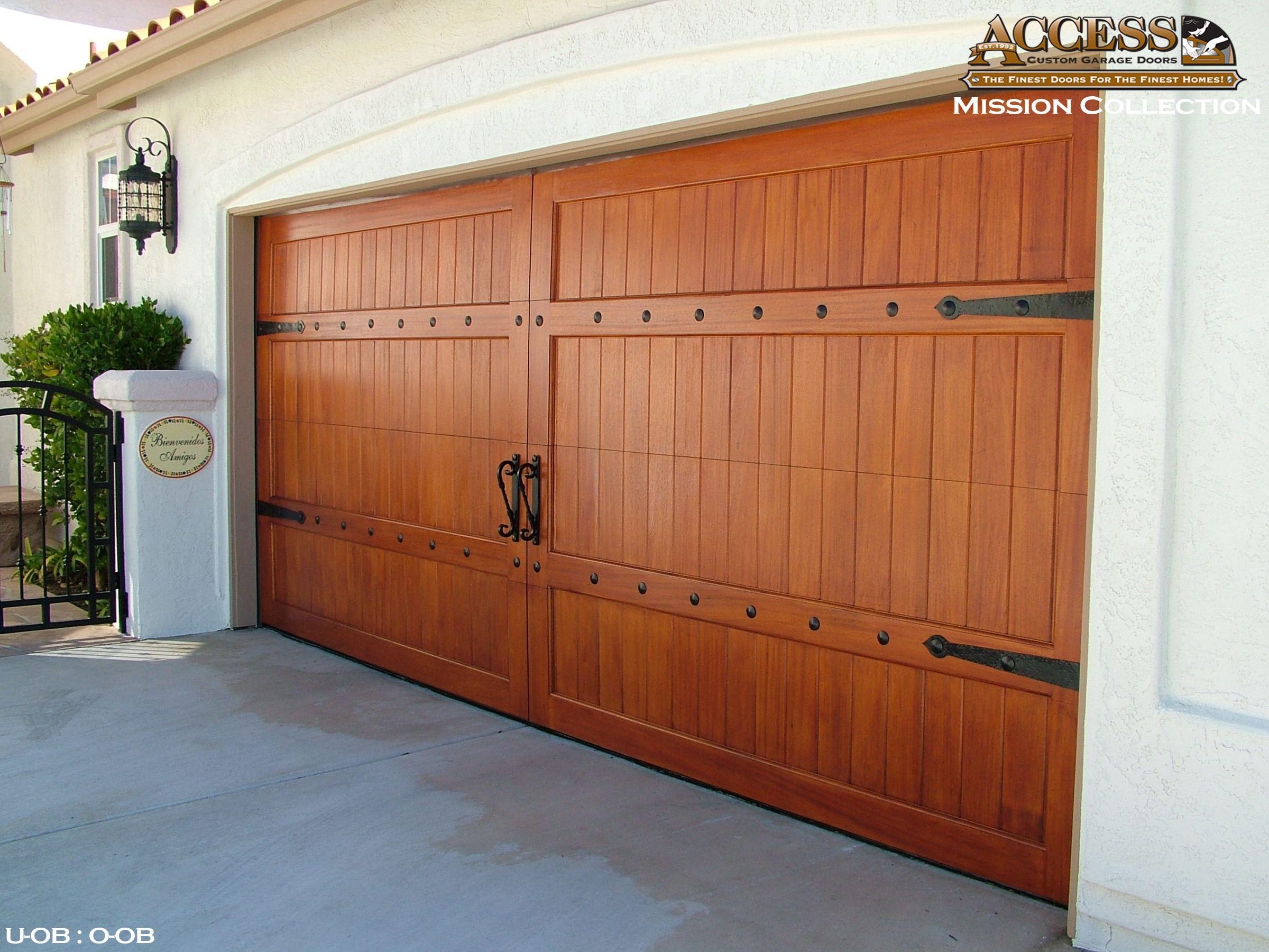 Spanish Revival Garage Door In 2020 Garage Doors Spanish Revival Wood Garage Doors
