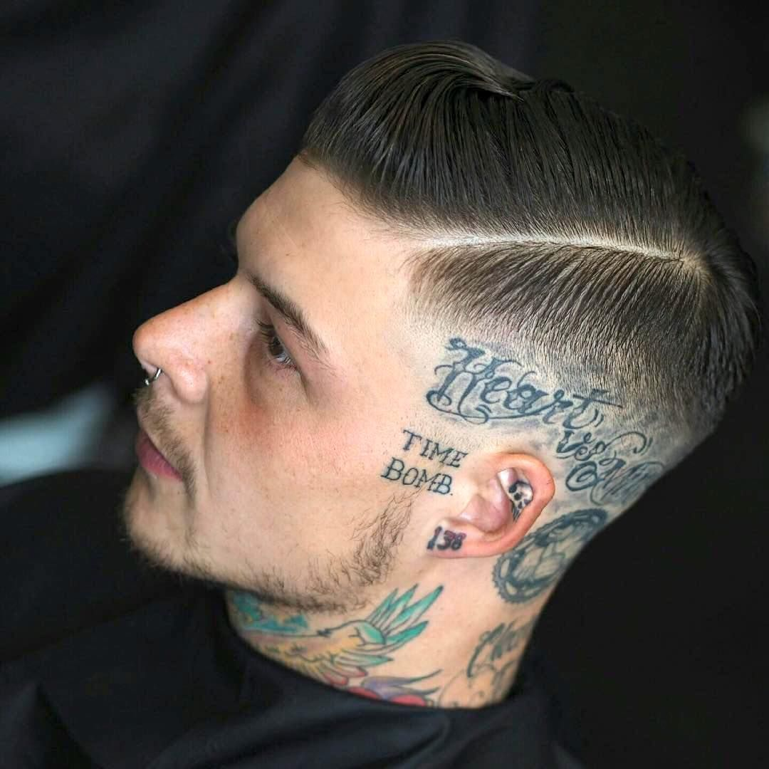 Haircuts for big foreheads men  cool hairstyles for men nshairstyletrends
