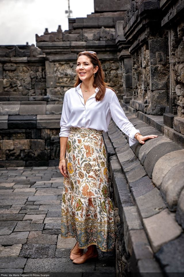 Crown Princess Mary Dec 2019 in 2020 Princess mary