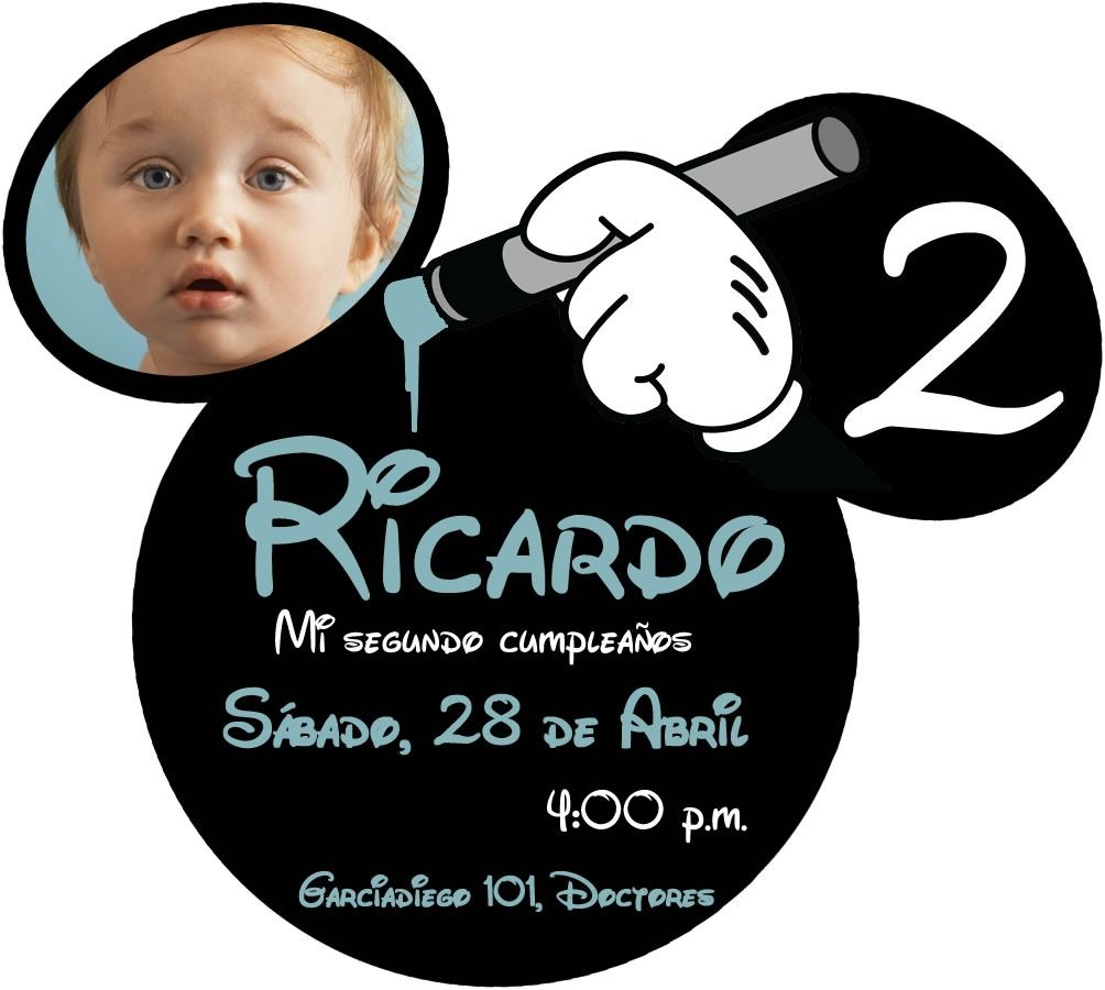 Invitaciones Cumpleaos Para Pictures To Pin On Pinterest Tattooskid