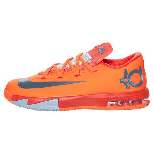 Boys  Grade School Nike KD 6 Basketball Shoes - 599477 800  3e3f3ab79bf2
