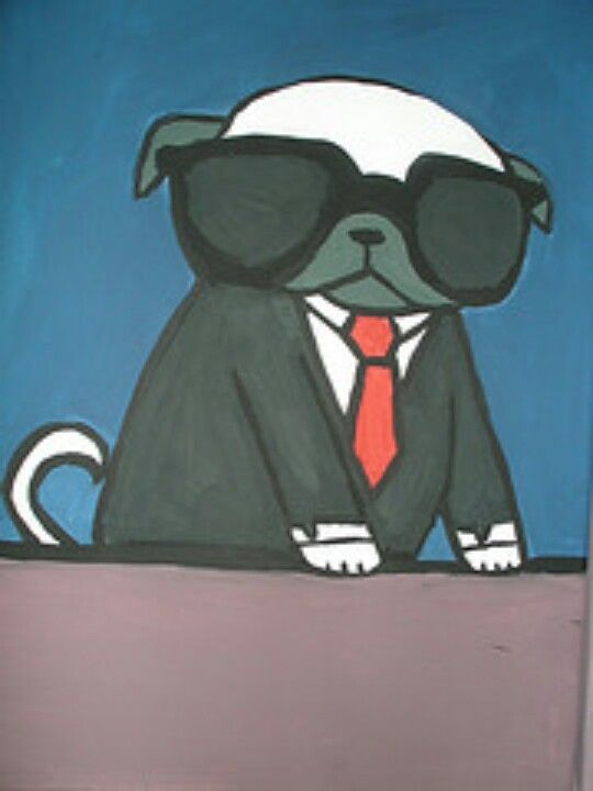 Show Me The Money Now For Fun Pug Cartoon Pugs Pug