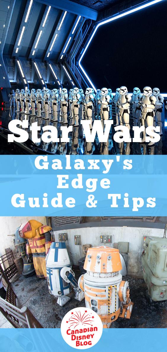 Star Wars: Galaxy's Edge Guide & Tips