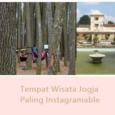 Tempat Wisata Jogja Paling Instagramable