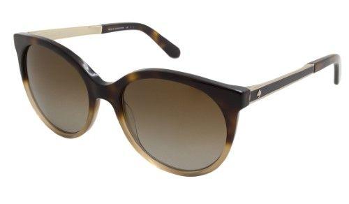 540f6966f4e Kate Spade Sunglasses Amaya   Frame  Havana Beige Lens  Brown Gradient