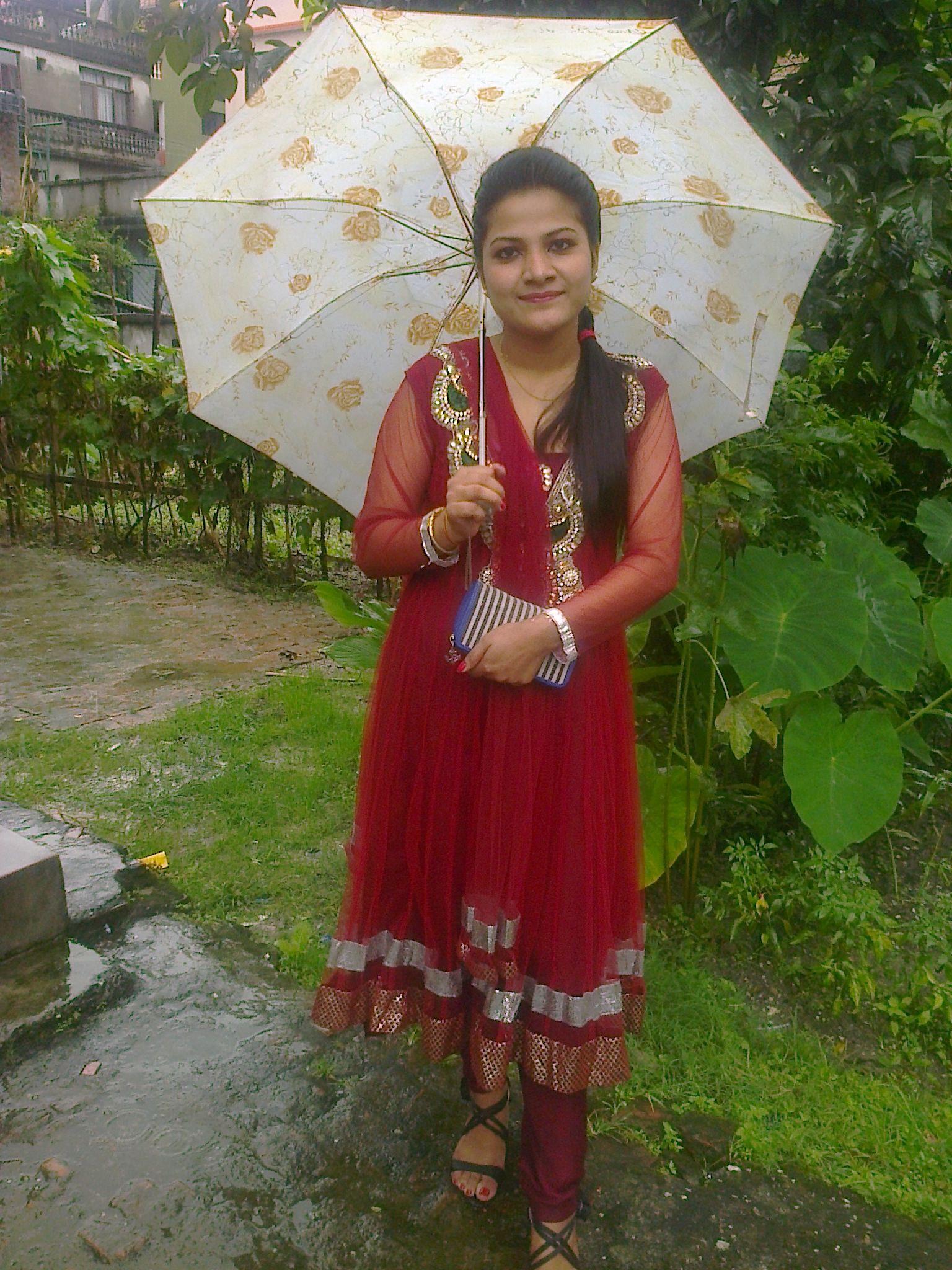 Nepalese Girls ... on festival Teej.