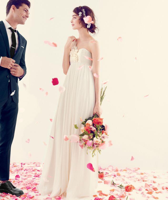 J Crew Carys Gown Kristin Fashion Wedding Perfect