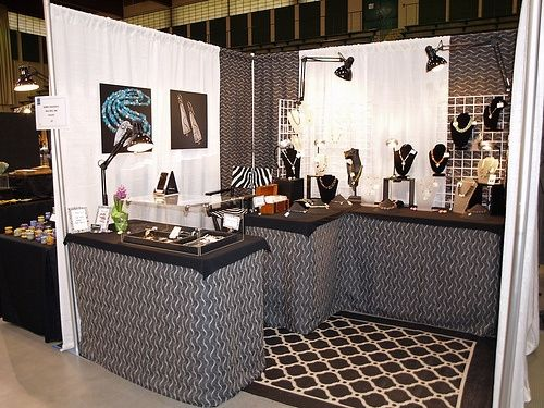 Craft Show Booth Walls Inexpensive And Diy