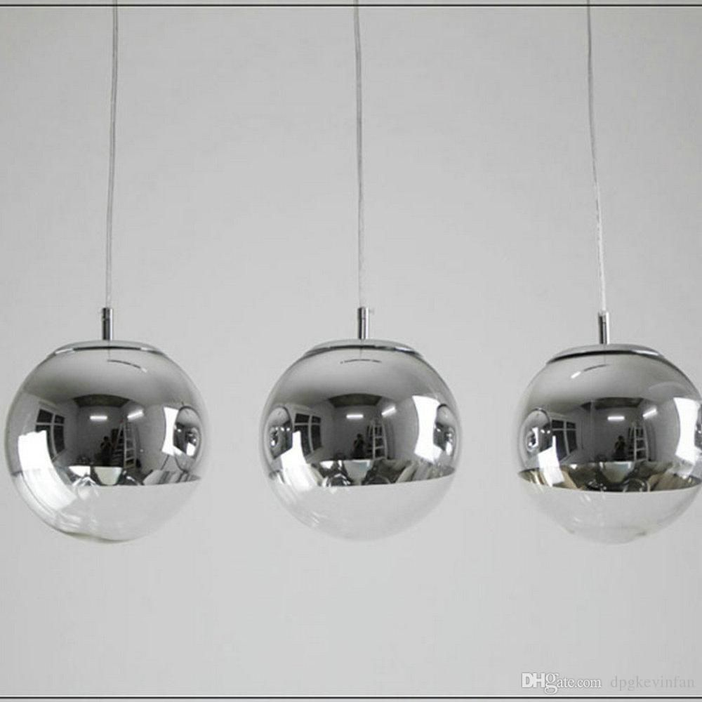 Circles Sphere Pendant Light