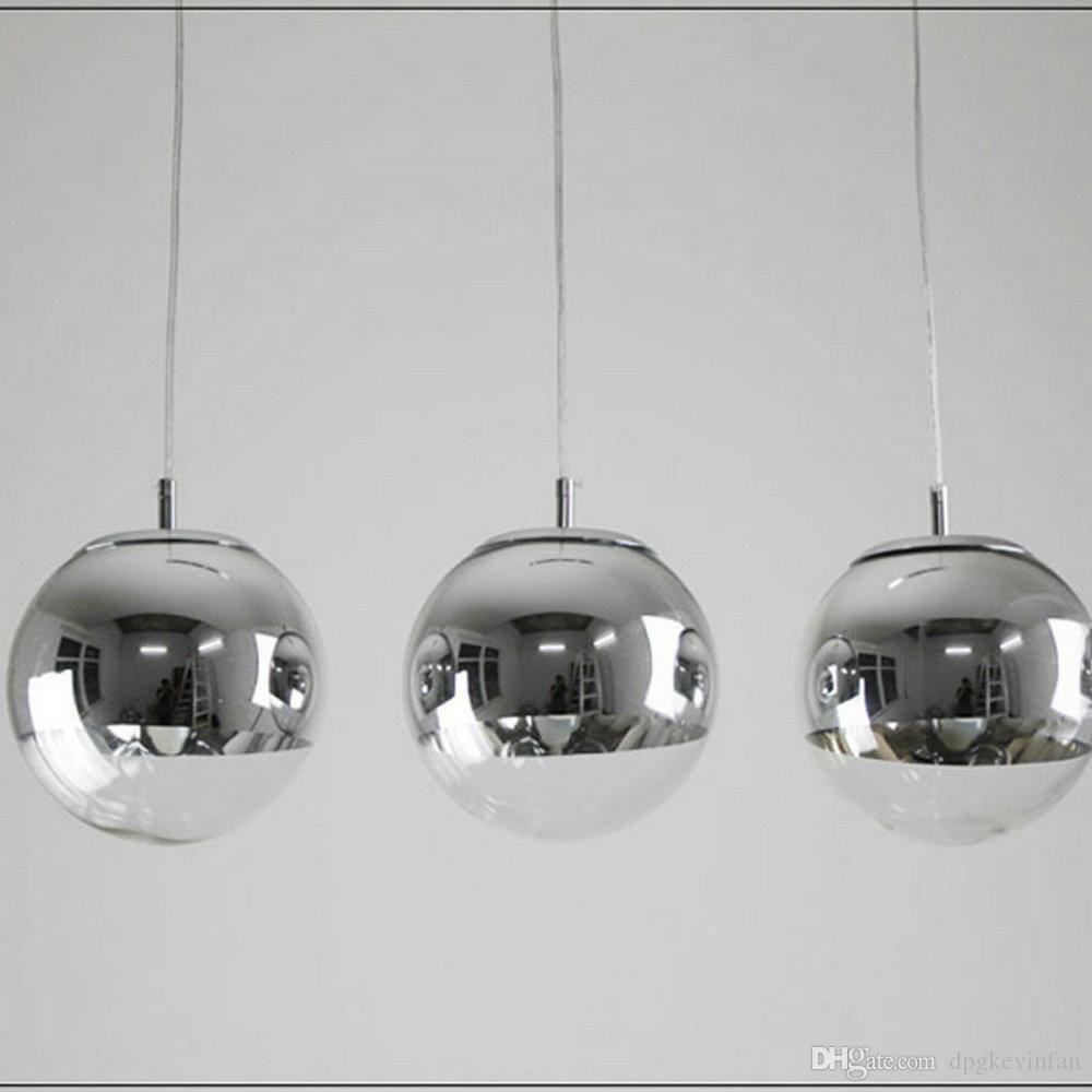 Modern tom dixon mirror glass ball pendant lights restaurant modern tom dixon mirror glass ball pendant lights restaurant chrome globle pendant lamps kitchen dia 15cm mozeypictures Images