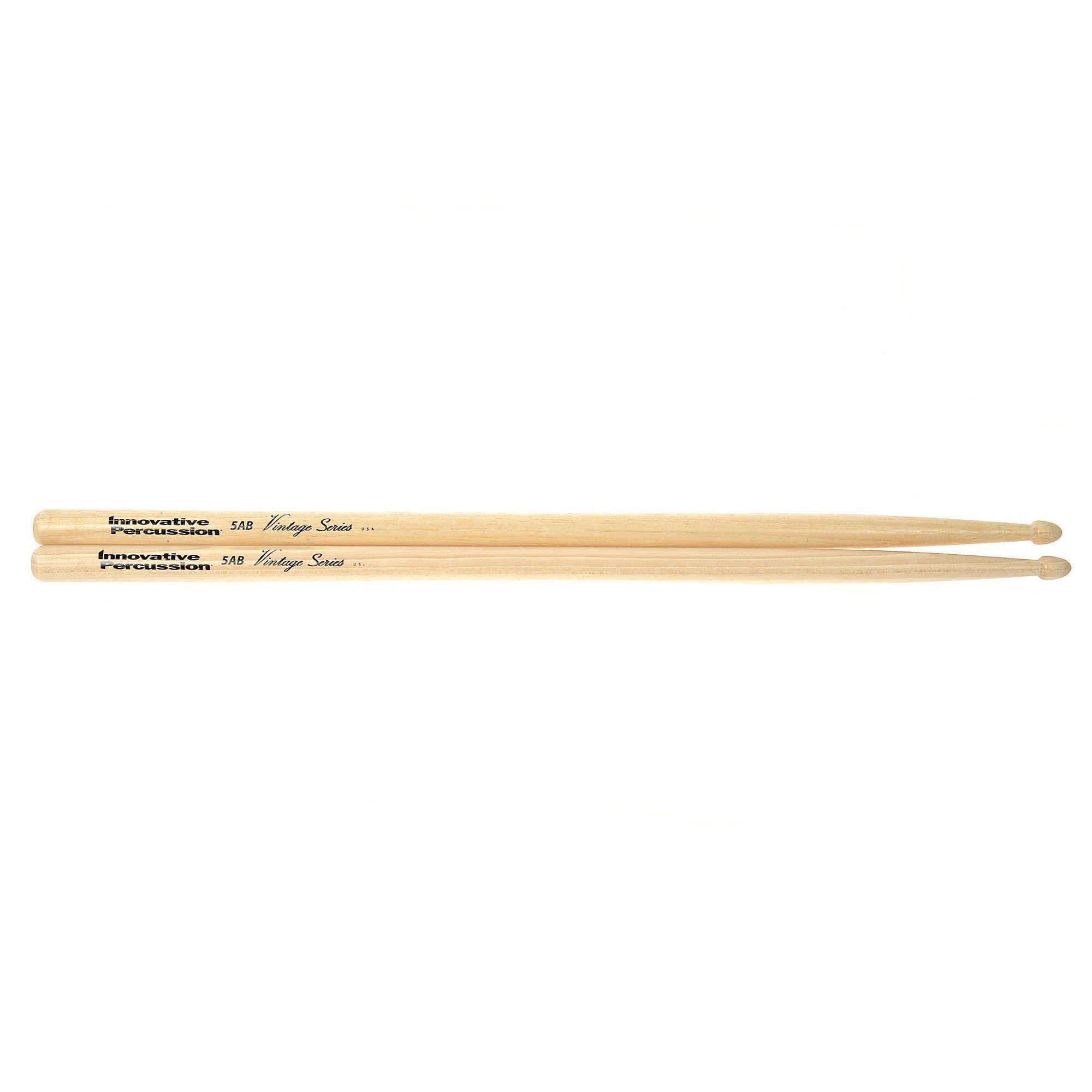 Innovative Percussion Vintage Series 5AB Hickory Sticks