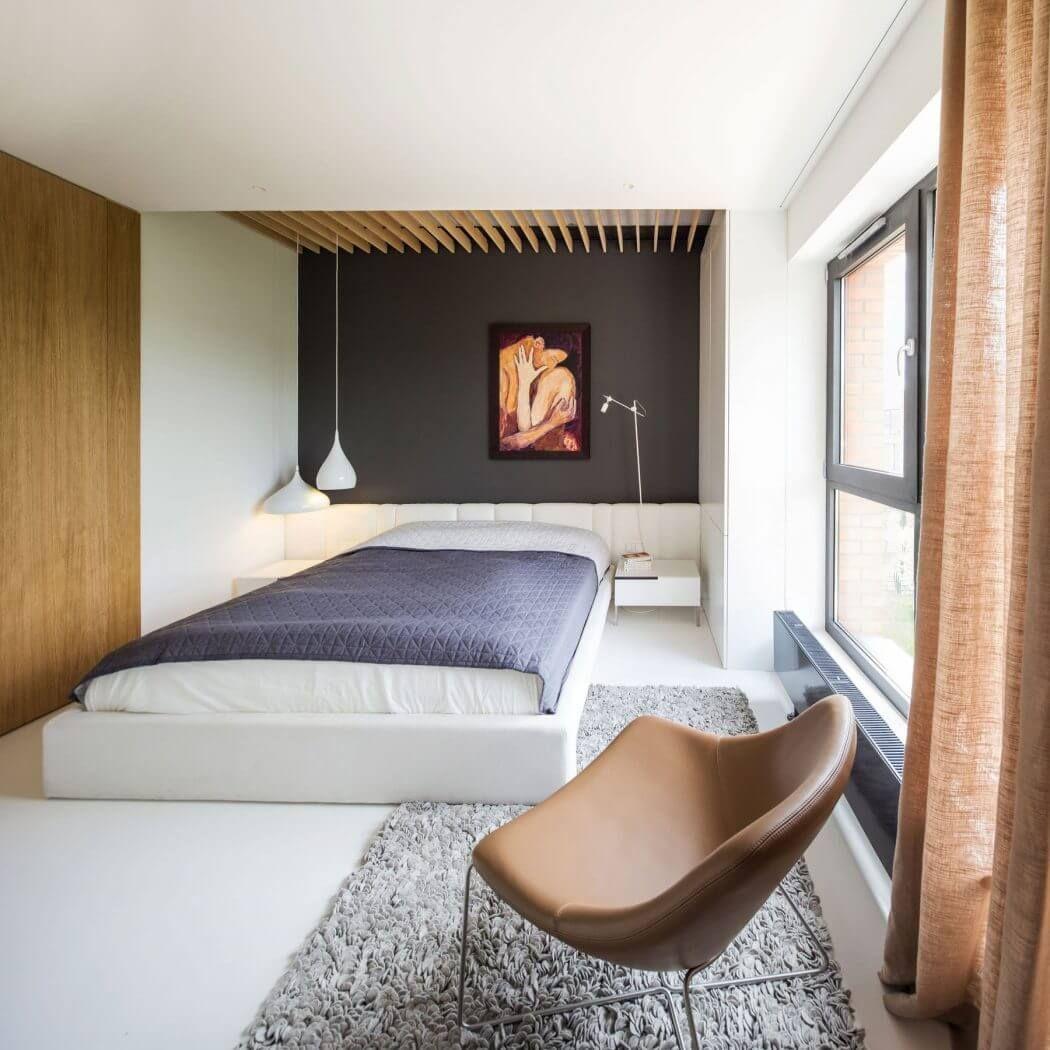 Apartment in poznań by pl architekci homeadore