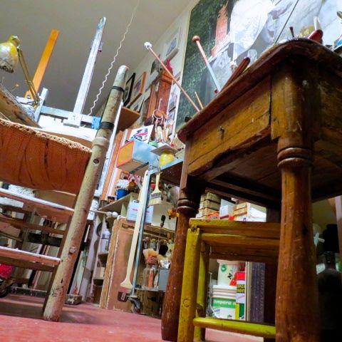 Studio of a Painter