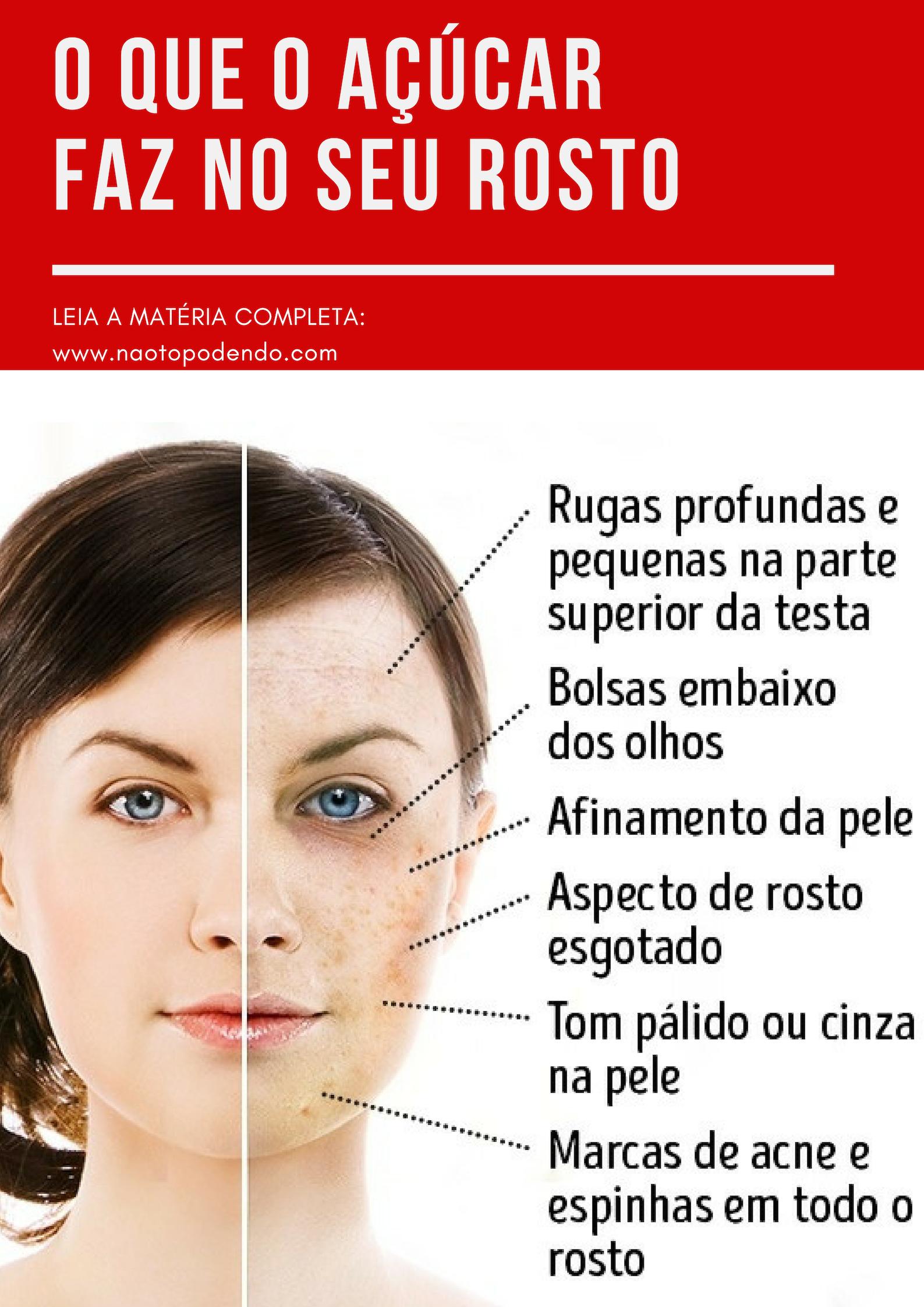 Como perder peso na cara