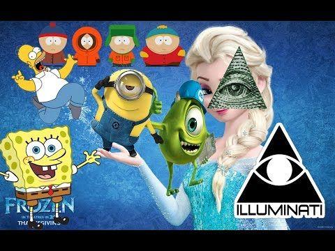 Illuminati Symbolism In Movies Music Nudity In Cartoons 2015