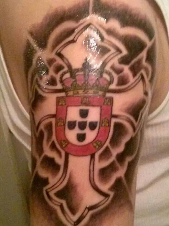 Portuguese Pride Portuguese Tattoo Tattoos Tattoos With Meaning