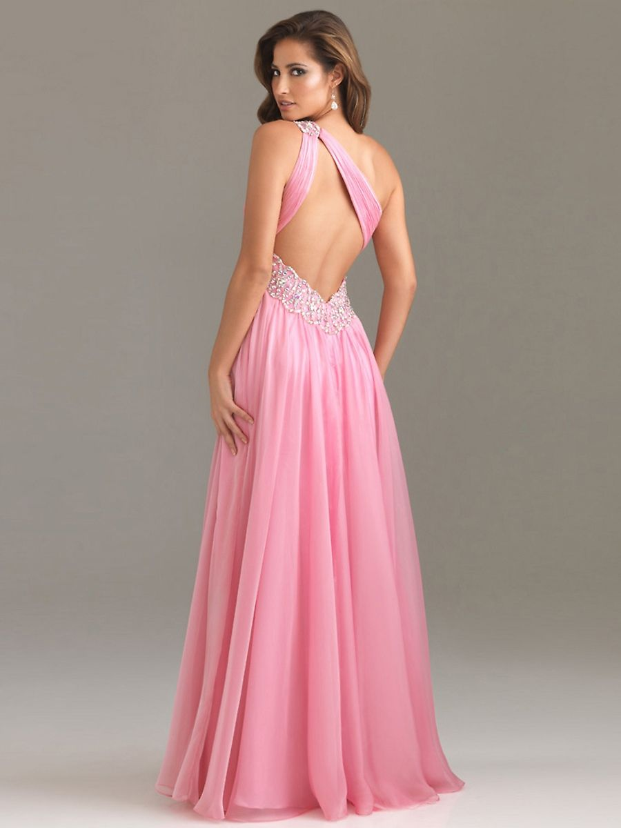 hot-pink-bridesmaid-dress-ideas-1-1 | Pink Bridesmaid Dress | Pinterest