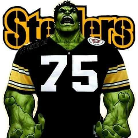 ae7c09ec Let's Go! #Pittsburgh Steelers! Release The Hulk! | My Sports Teams ...