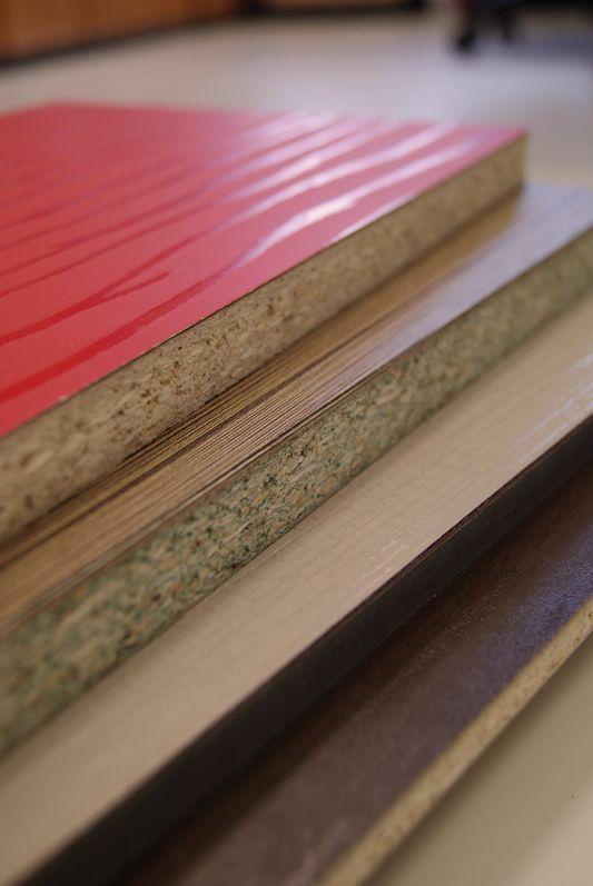 Materiales que intervienen en la fabricación del mobiliario de cocina
