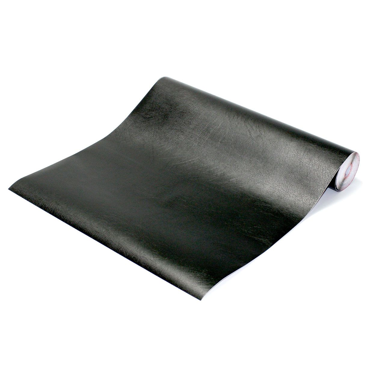 Faux Leather Black Self Adhesive Decorative Contact Paper 200x1923 Decorative Self Adhesive Vinyl Contact Paper Burke Decor Modern Wallpaper Designs Leather