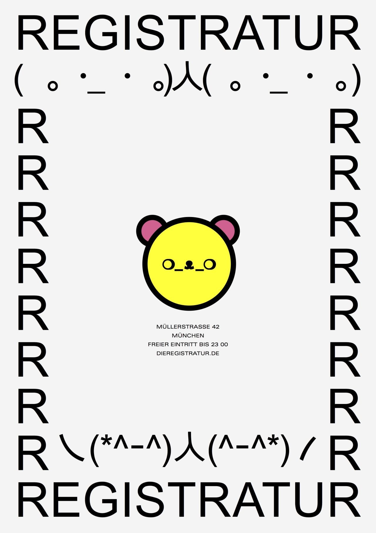 """ooooooooooffffffffffffffffffff: """"Unrealised poster series for ..."""