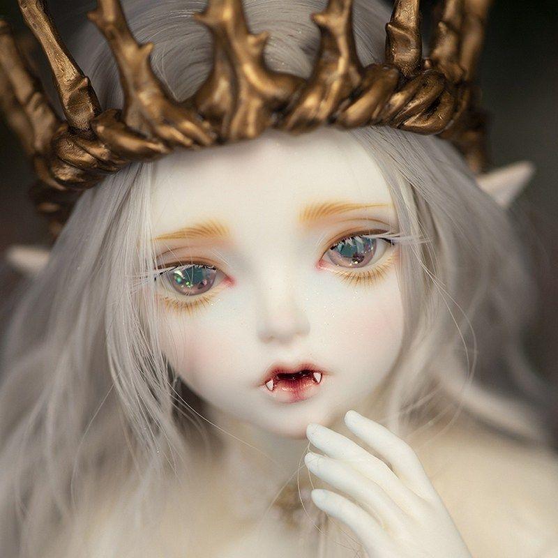 New 1//4 Boy//Girl BJD// SD Bjd Doll Dollfie Practice Makeup Dolls with Bjd Head