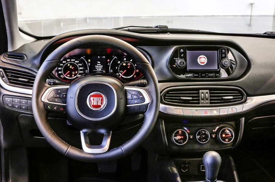 Fiat Tipo Manual Interior With Images Fiat Tipo