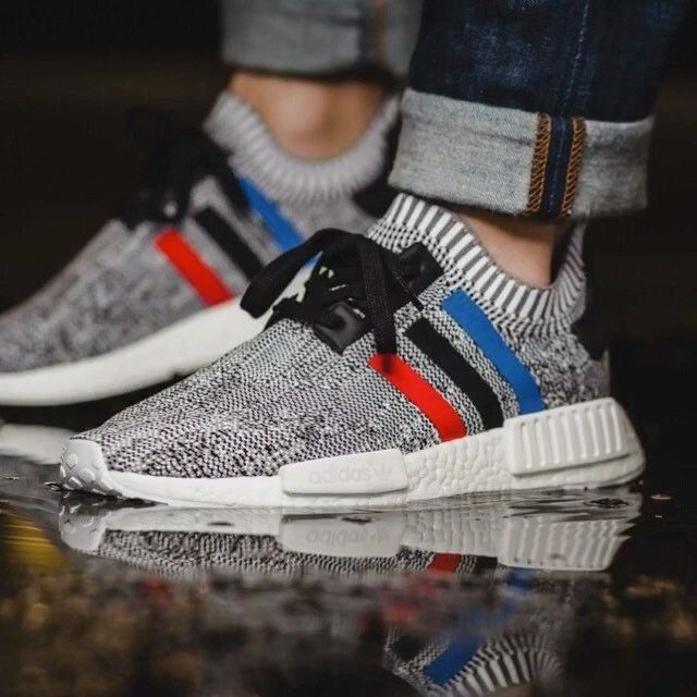 adidas nmd runner primeknit tricolor