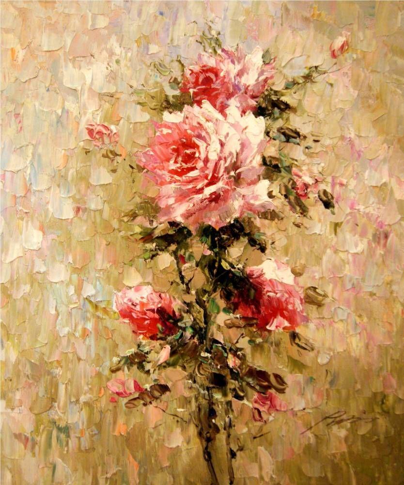 Цветы от Антонио Джанильятти
