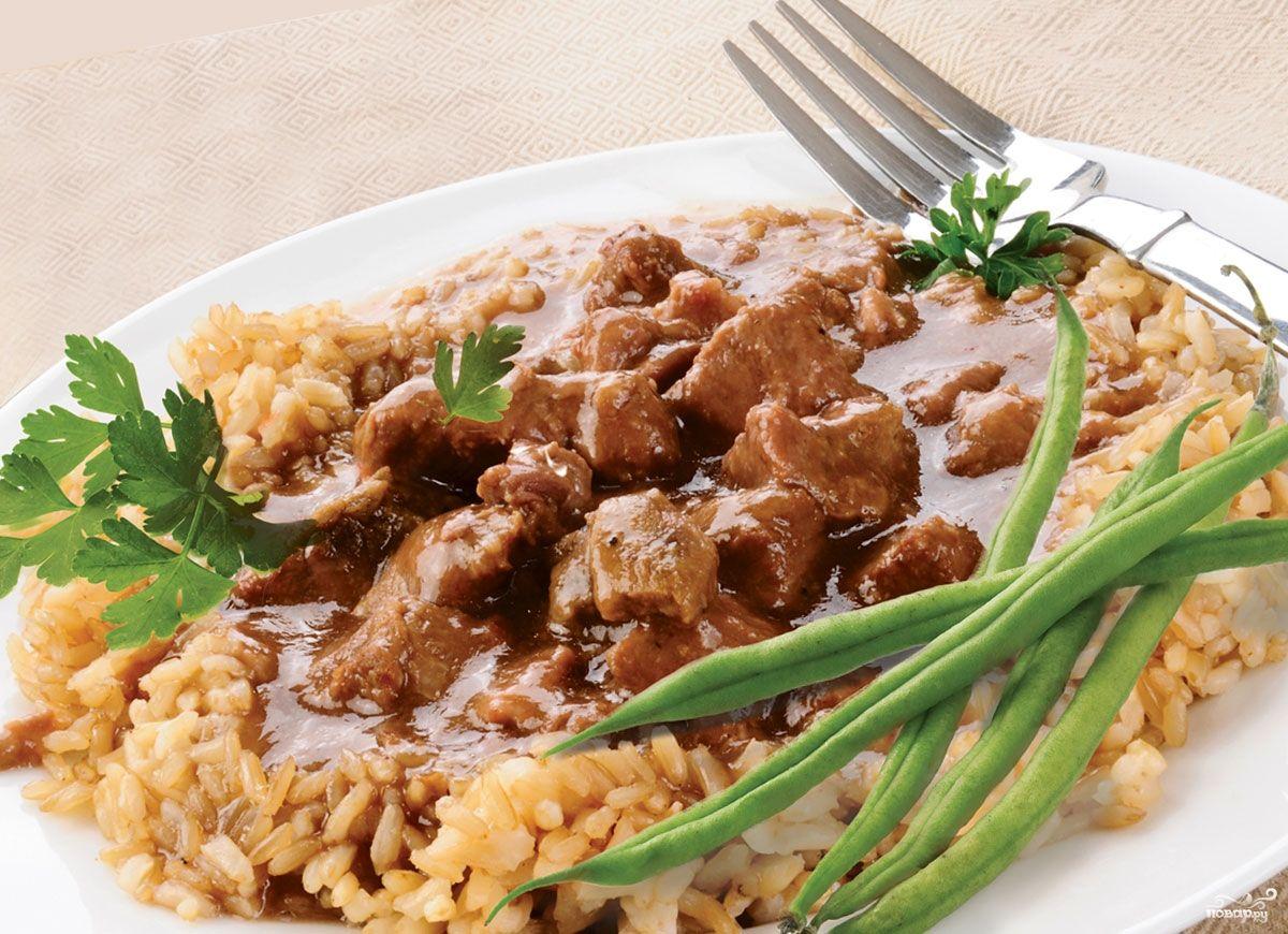 рецепты мясные блюда в мультиварке