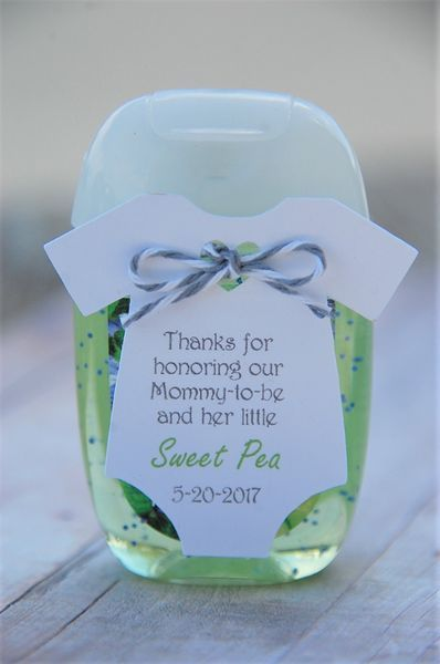 Thanks For Honoring Our Mommy To Be And Her Little Sweet Pea