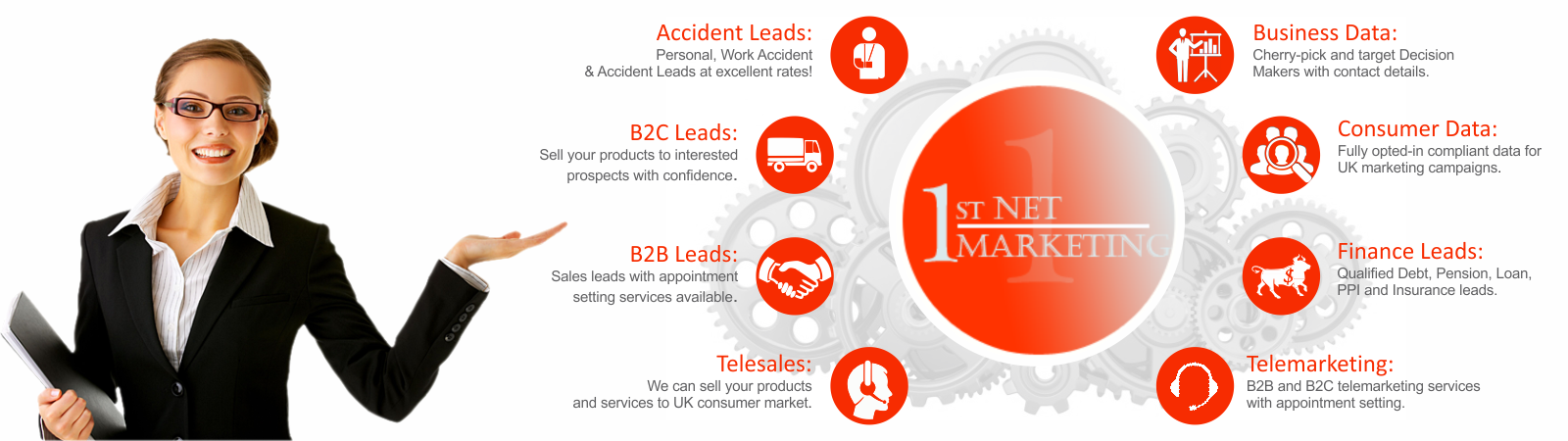 1stnetmarketing Is The Best Company B2b Leads Want To Reach Other