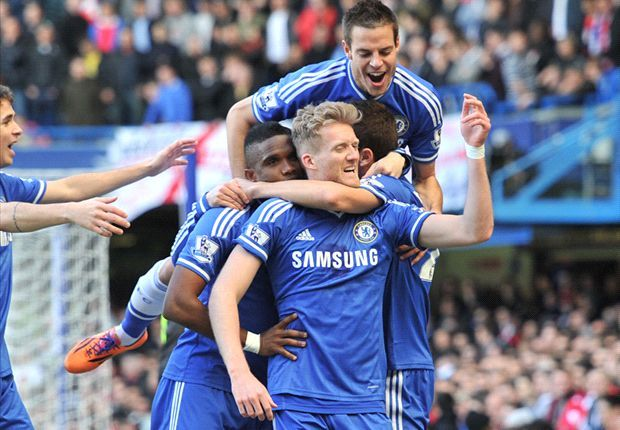 Sportvantgarde's blog. : Mourinho & rampant Chelsea make Wenger look like a...