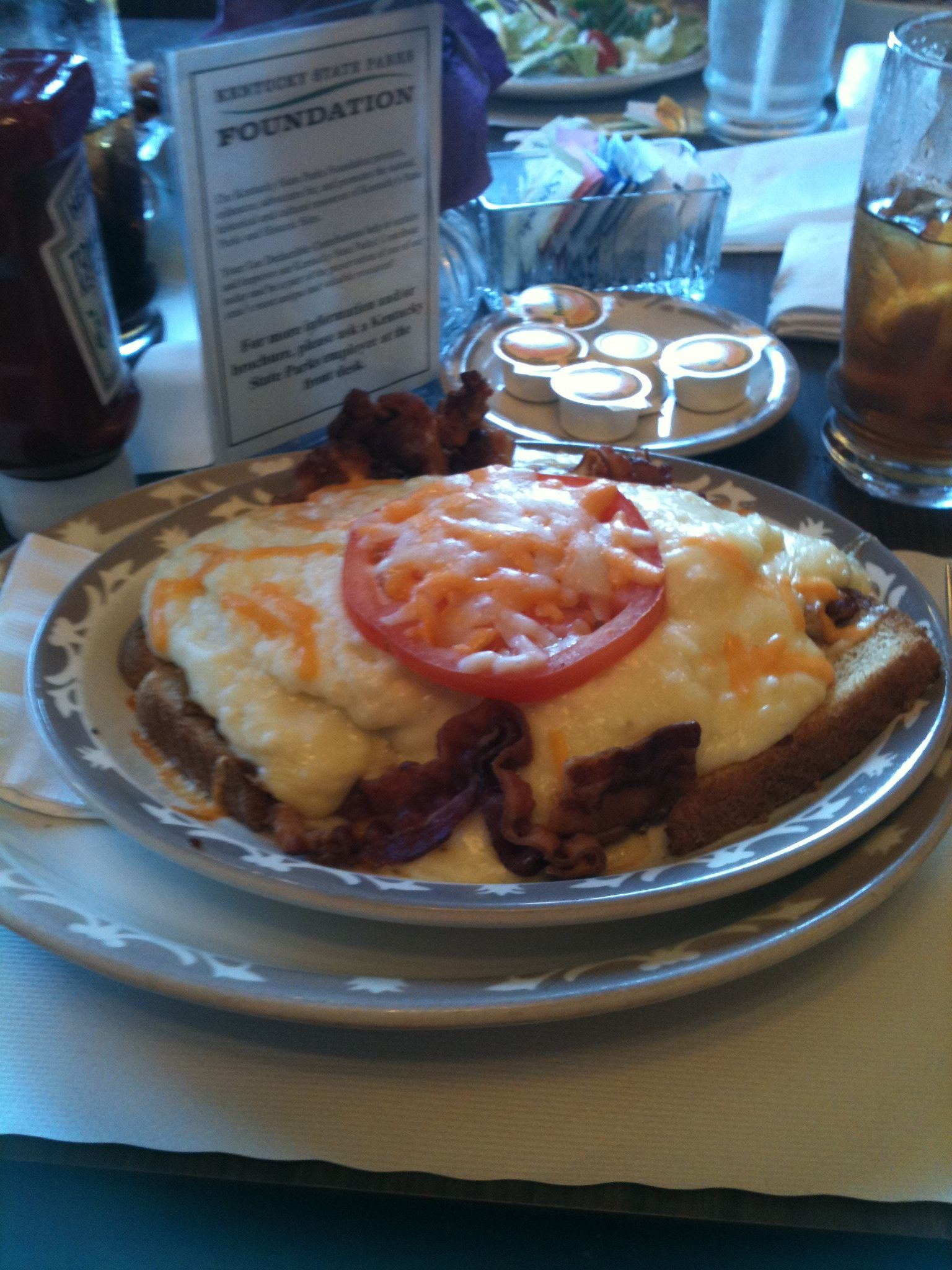 Kentucky Hot Brown | sandwiches | Pinterest