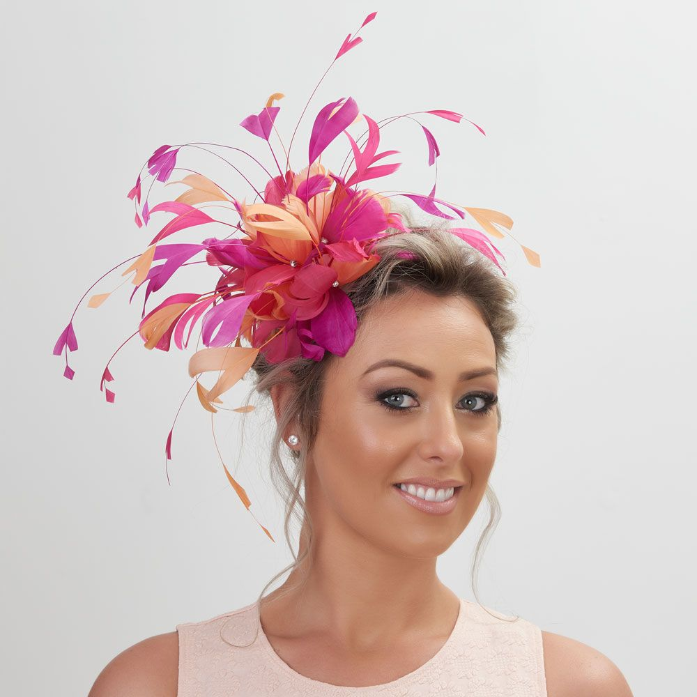 Headpieces For Wedding Guests: Our 3 Key Wholesale Millinery Ranges Are J.Bees