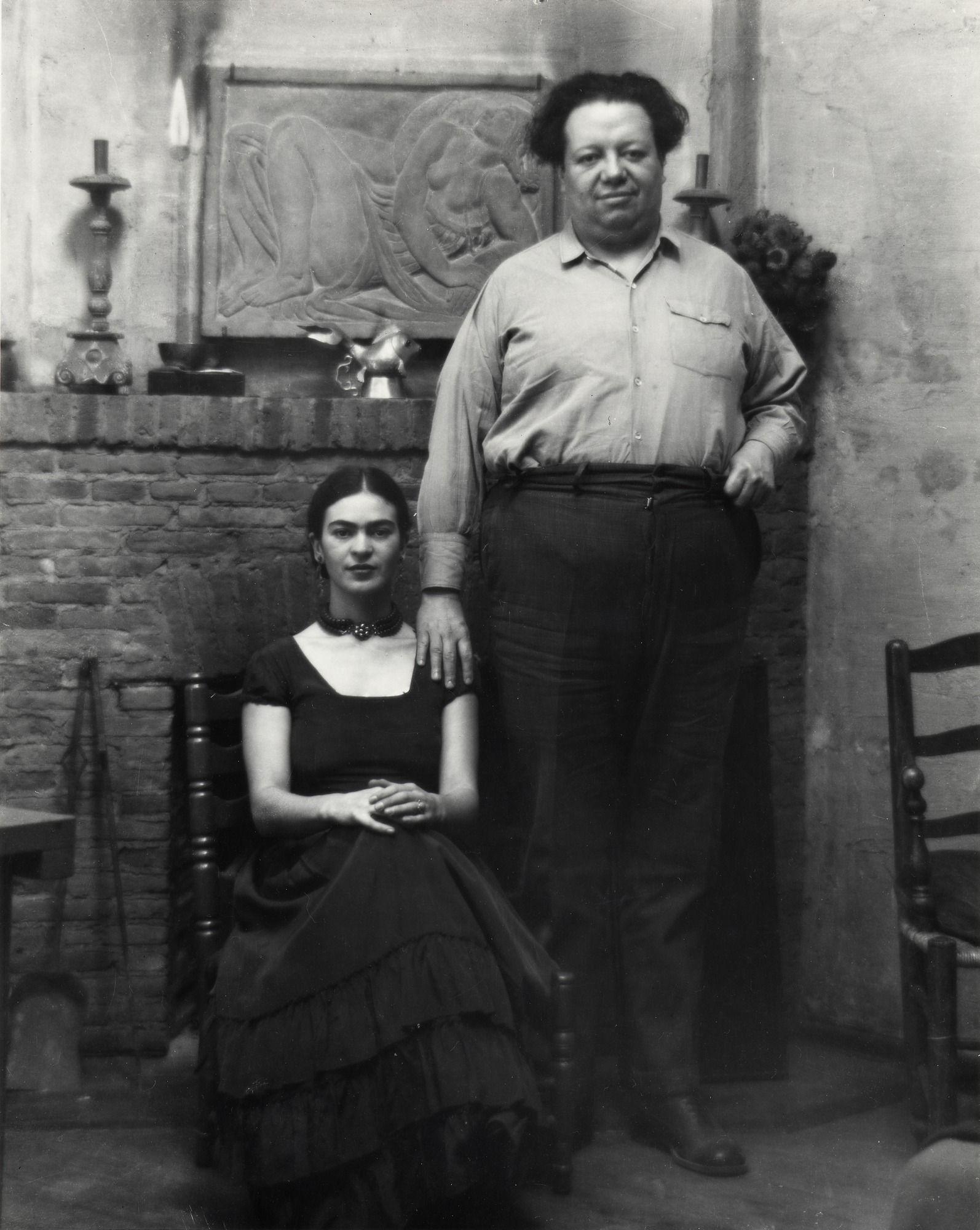Biografia Corta De Diego Rivera Obra Completa Y Vida Del Pintor